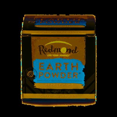 Earthpowder Peppermint Charcoal - 1.8 oz