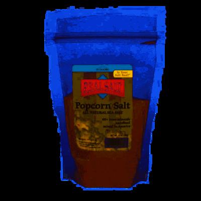 Real Salt Popcorn Salt - 10 oz