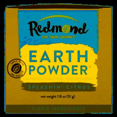 Earthpowder Splashin' Citrus - 1.8 oz