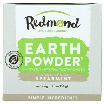 Earthpowder Spearmint - 1.8 oz