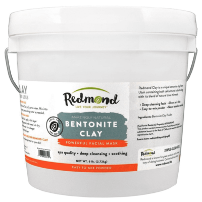 Redmond Clay Powder - 6 lb