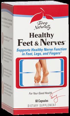 Healthy Feet & Nerves - 60 Capsules