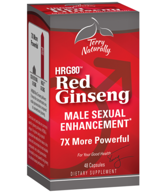 Red Ginseng Male Sexual Enhancement - 30 Capsules