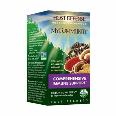MyCommunity Comprehensive Immune Support - 60 Capsules