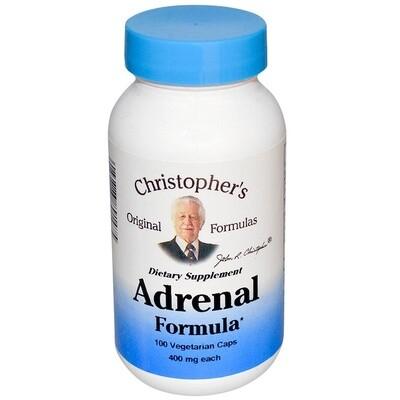 Adrenal Formula - 100 Capsules