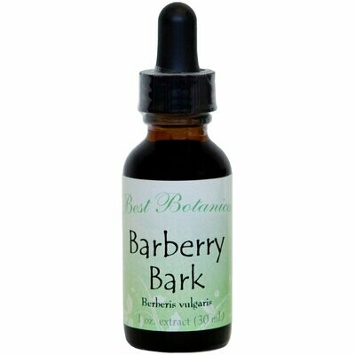 Barberry Bark Extract - 1 oz