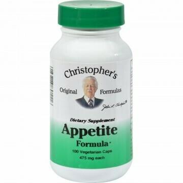 Appetite Formula Capsule - 100 Capsules