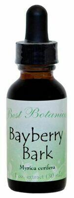 Bayberry Bark Extract - 1 oz.