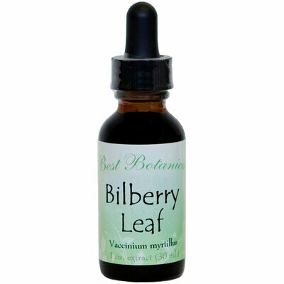 Bilberry Leaf Extract - 1 oz