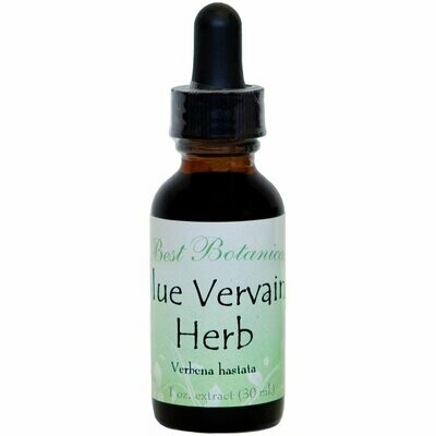 Blue Vervain Herb Extract - 1 oz