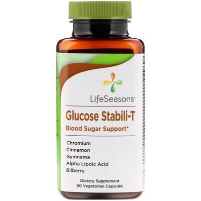 Glucose Stabili-T - 90 Capsules