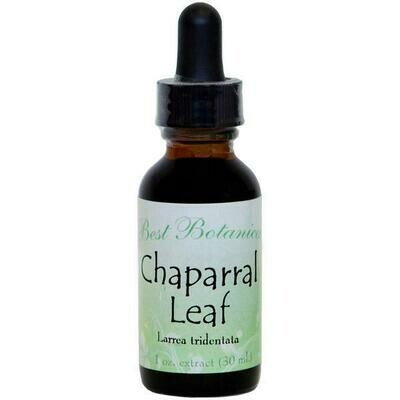 Chaparral Leaf Extract - 1 oz