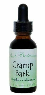 Cramp Bark Extract - 1 oz