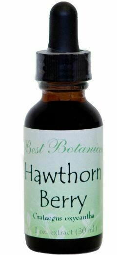 Hawthorn Berry Extract - 1 oz