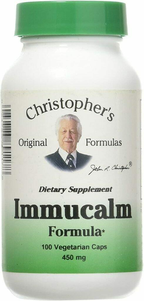 Immucalm Formula - 100 Capsules