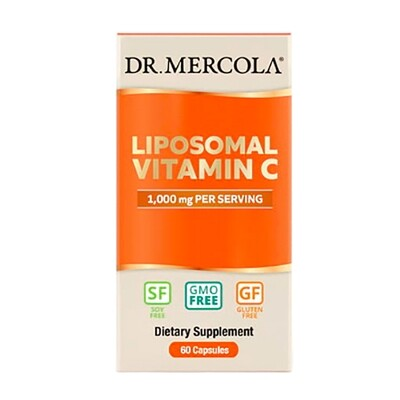 Liposomal Vitamin C 1000mg - 60 Capsules