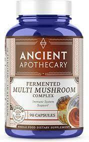 Multi Mushroom Immune Complex - 90 Capsules