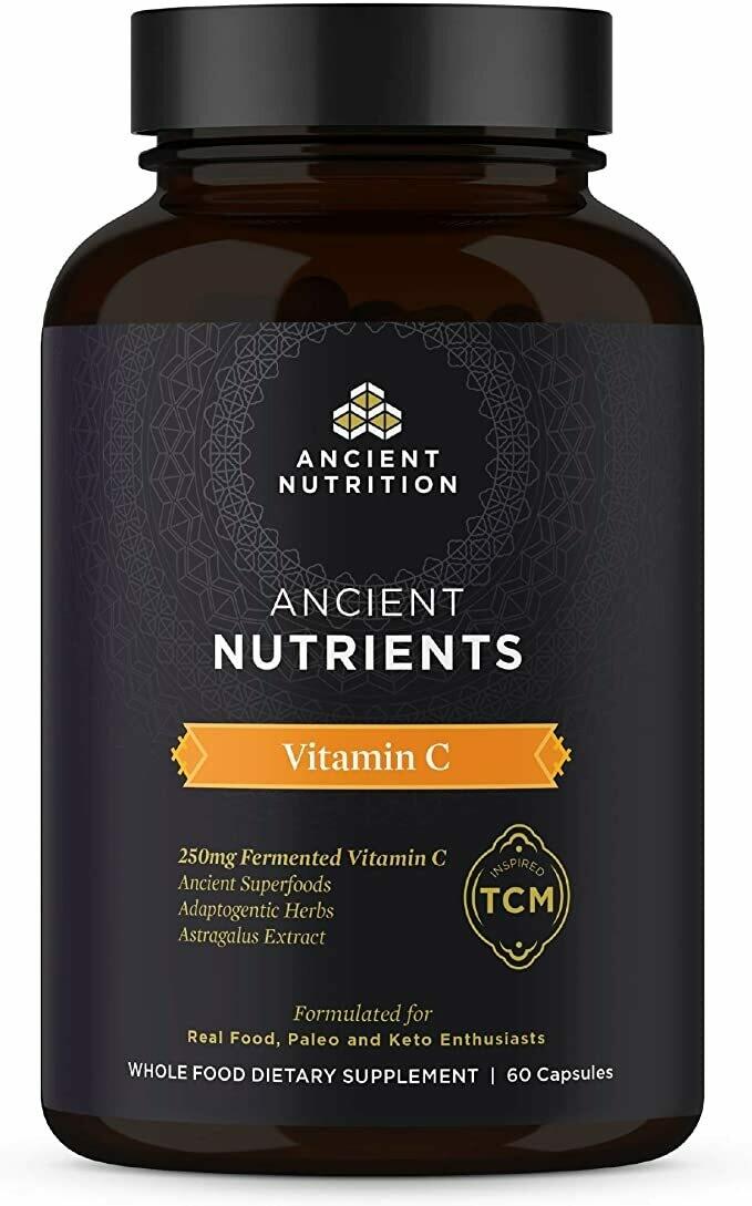 Vitamin C - 60 Capsules