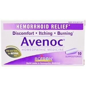 Avenoc® Suppositories