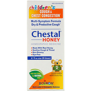 Chestal Honey Cough Syrup