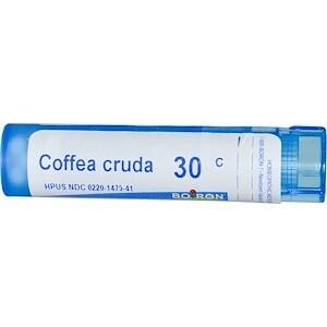 Coffea cruda 30c