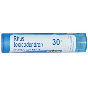 Rhus tox 30c