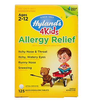 4 Kids Allergy Relief - 125 Tablets