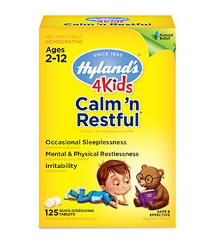 4 Kids Calm N Restful -125 Tablets