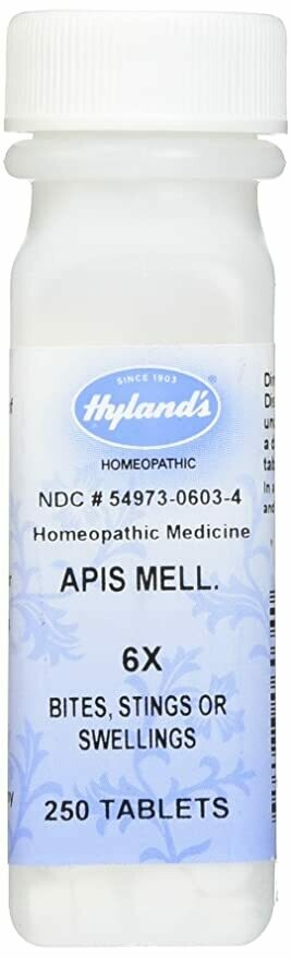 Apis Mell 6X, 250 - Tablets