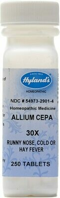 Allium Cepa 30X - 250 Tablets
