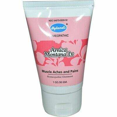 Arnica Montana 1x Ointment - 1 oz