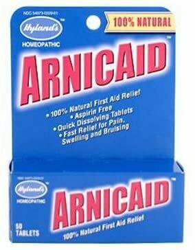 Arnicaid - 50 Tablets