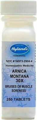 Arnica Montana 30X - 250 Tablets