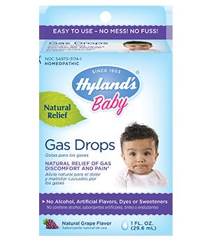 Baby Gas Drops - 1 oz