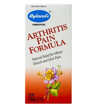 Arthritis Pain Formula - 100 Tablets