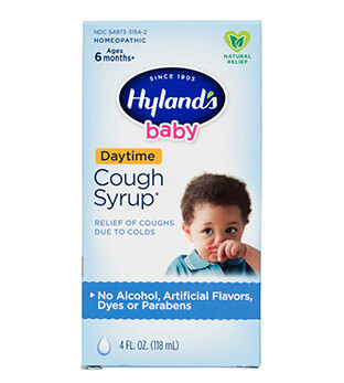Baby Cough Syrup - 4 oz