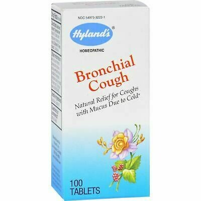 Bronchial Cough - 100 Tablets