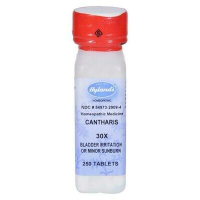 Cantharis 30x - 250 Tablets