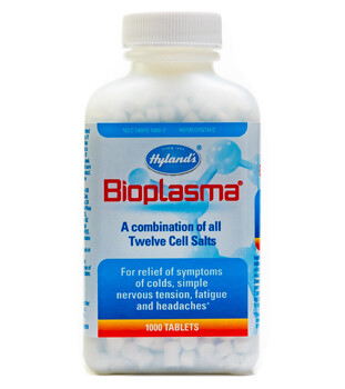 Cell Salts Bioplasma - 1000 Tablets