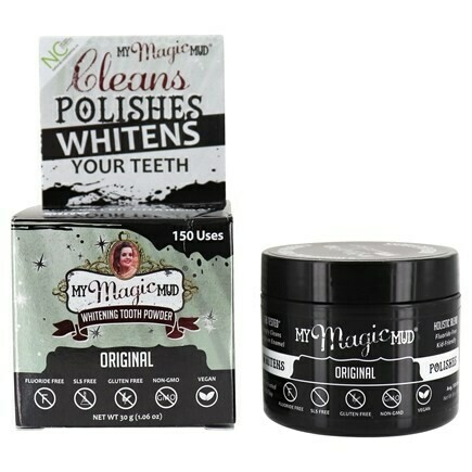 Activated Charcoal Tooth-Brushing Powder - 1.06 oz