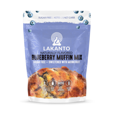 Lakanto Monkfruit Blueberry Muffin Mix - 6.77 oz.