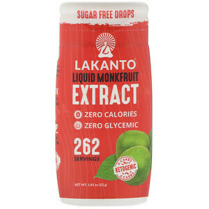 Lakanto Monkfruit Extract - 1.85 oz