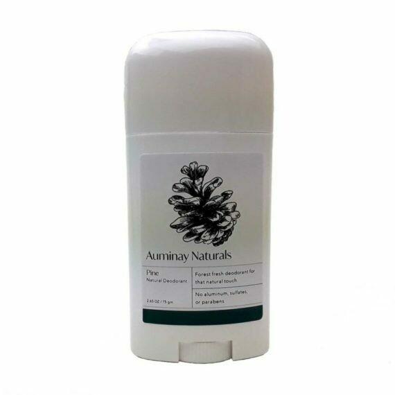 Pine Natural Deodorant