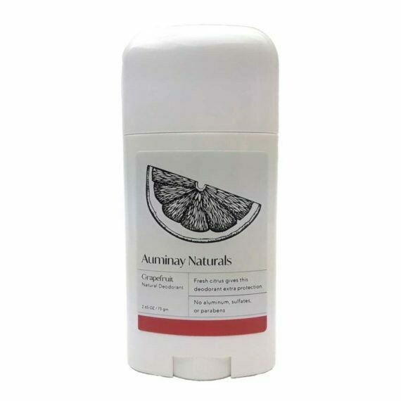 Grapefruit Natural Deodorant