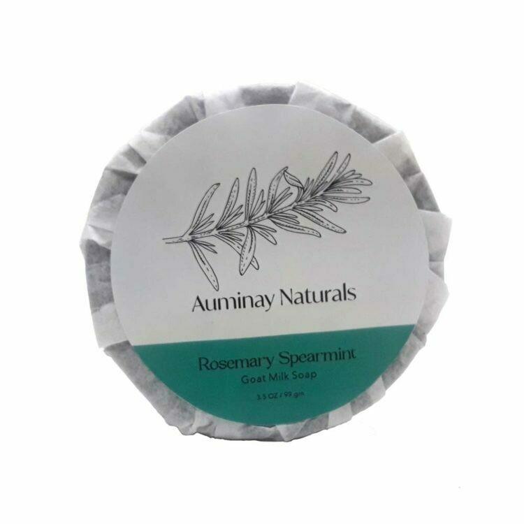 Rosemary Spearmint Soap