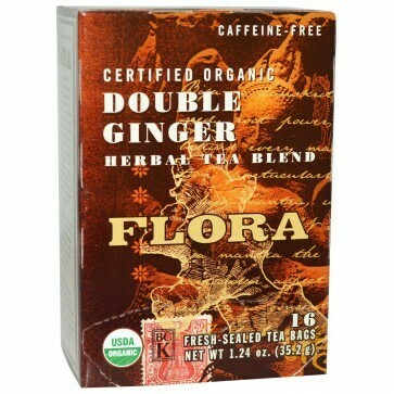 Double Ginger - 63757 - 16 teabags