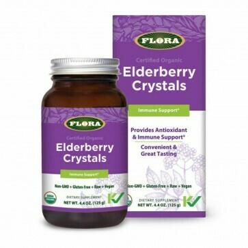 Elderberry Crystals - 62802 - 125 g