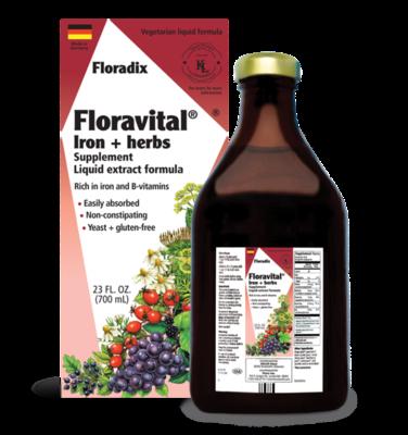 Floradix Iron & Herbs  - 64950 - 23 oz.