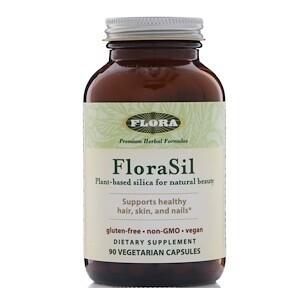 FloraSil, 90 veg caps, sku: 61434