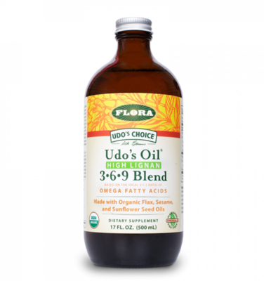 Udo's Oil High Lignan 3.6.9 Blend  - 67996 - 17 oz.